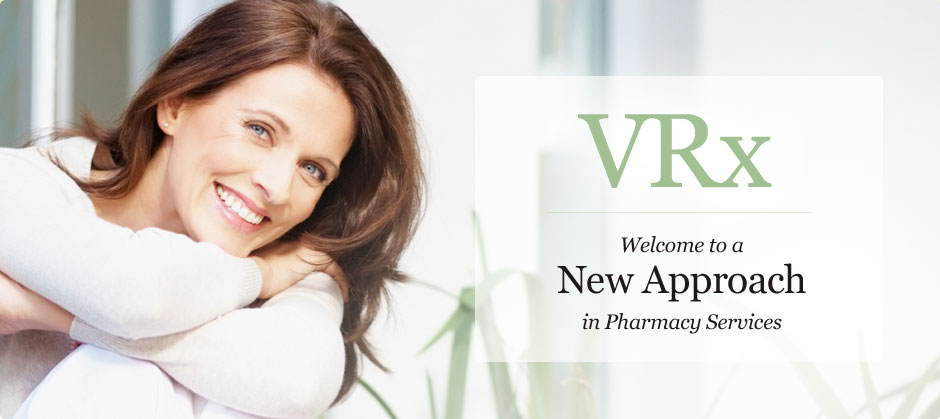 Welcome to a New Approach in Pharmacy Services