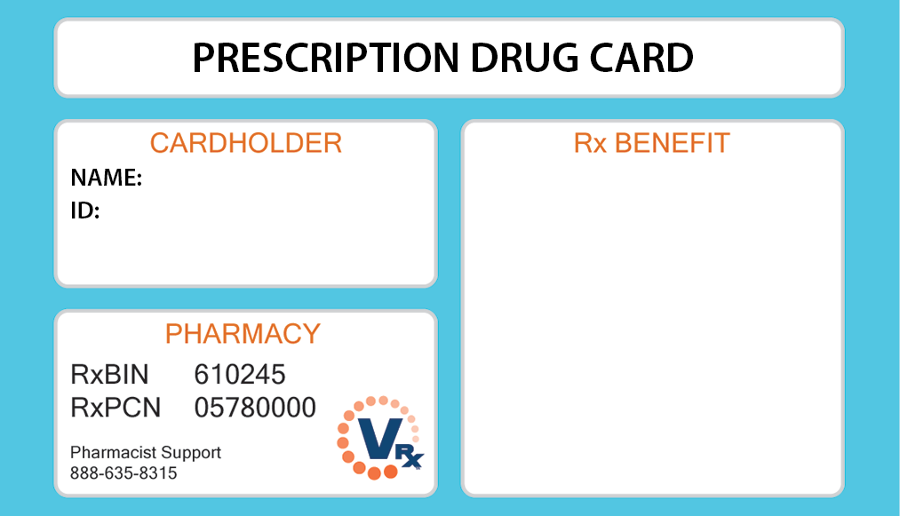 Temporary Member Myvrx - Card Id